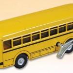 Plechové modely - autobus